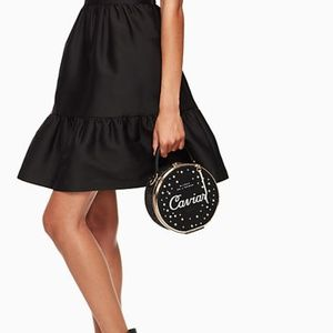 ed0b9c16b074 kate spade Bags - Kate Spade New York Finer Things Caviar Bag